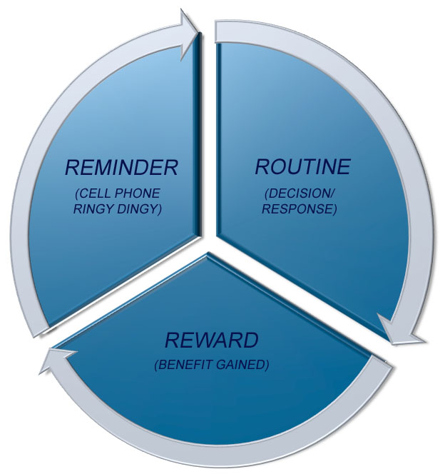 habit formation because of behavioral and Formation habit formation is the process by which a behavior, through regular repetition, becomes automatic or habitual this is modelled as an increase in automaticity with number of.